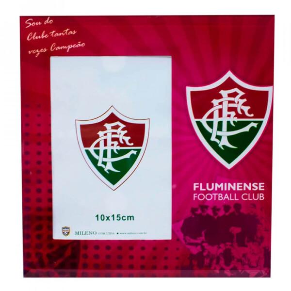 Porta Retrato Fluminense 1 Foto 15x10cm Vidro
