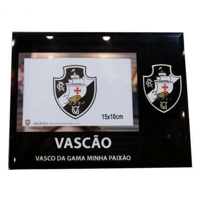 Porta Retrato Vasco De Vidro 1 Foto 10x15cm