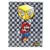 Quadro Metal Super Mario Cubo 19x26cm