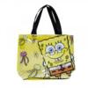 Bolsa Amarela Bob Esponja Shopping Bag