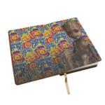 Caderno Groot Guardiões Das Galaxias Com Textura 21x15cm