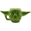 Caneca 3d Star Wars Yoda Face