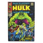 Cofre Hulk Hq Comics 25×16