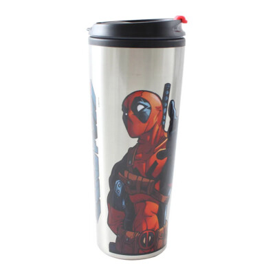 Copo Viajem Deadpool 450ml