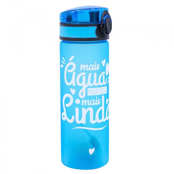 Garrafa Azul 600ml