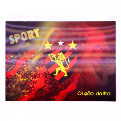 Jogo Americano Sport 3d 4 Peças