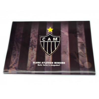 Jogo Americano Atlético Mineiro 3d 4 Peças