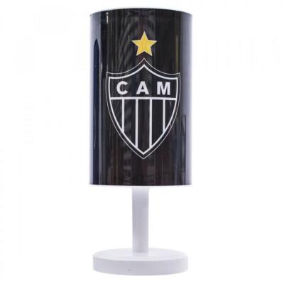 Luminária Atlético Mineiro Abajur