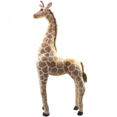 Pelúcia Girafa Realista 128cm