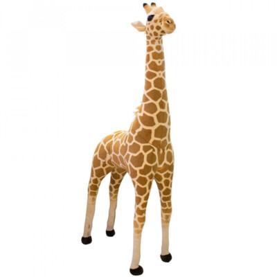 Pelúcia Girafa Realista 150cm