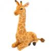 Pelúcia Girafa Realista Deitada 62cm