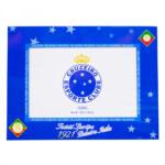 Porta Retrato Cruzeiro Metal 1 Foto 10x15cm