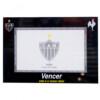 Porta Retrato Atlético Mineiro Metal 1 Foto 10x15cm