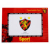 Porta Retrato Sport Metal 1 Foto 10x15cm