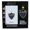 Porta Retrato Atlético Mineiro Vidro 1 Foto 15x10cm