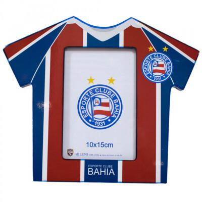 Porta Retrato Bahia Camisa Futebol Foto 10x15cm