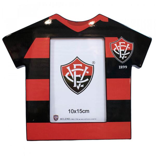 Porta Retrato Vitória Camisa Futebol Foto 10x15cm