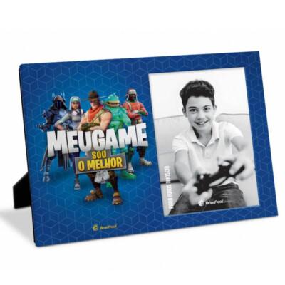 Porta Retrato Meu Game 10x15