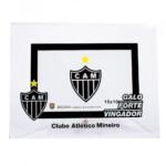 Porta Retrato Atlético Mineiro Vidro 1 Foto 10x15cm